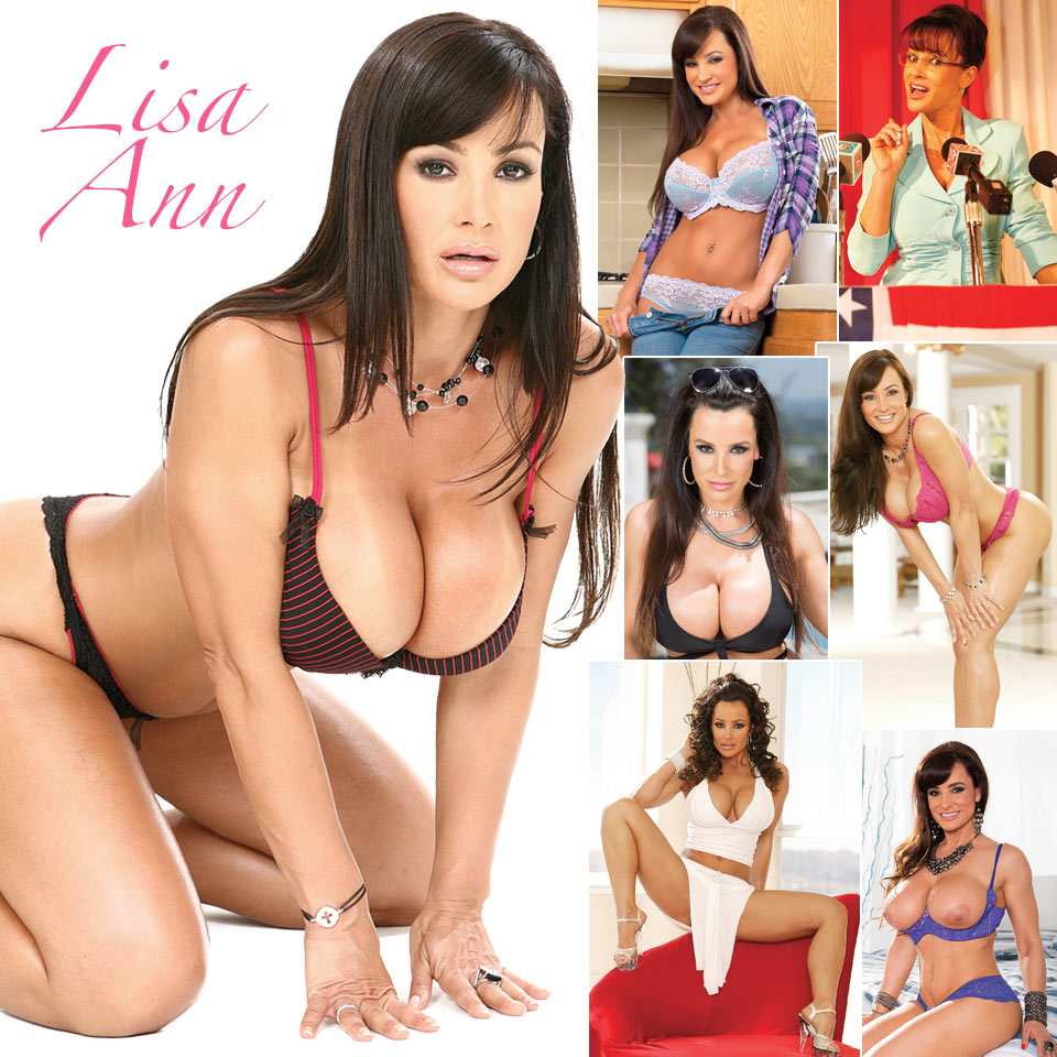MILF Star Lisa Ann