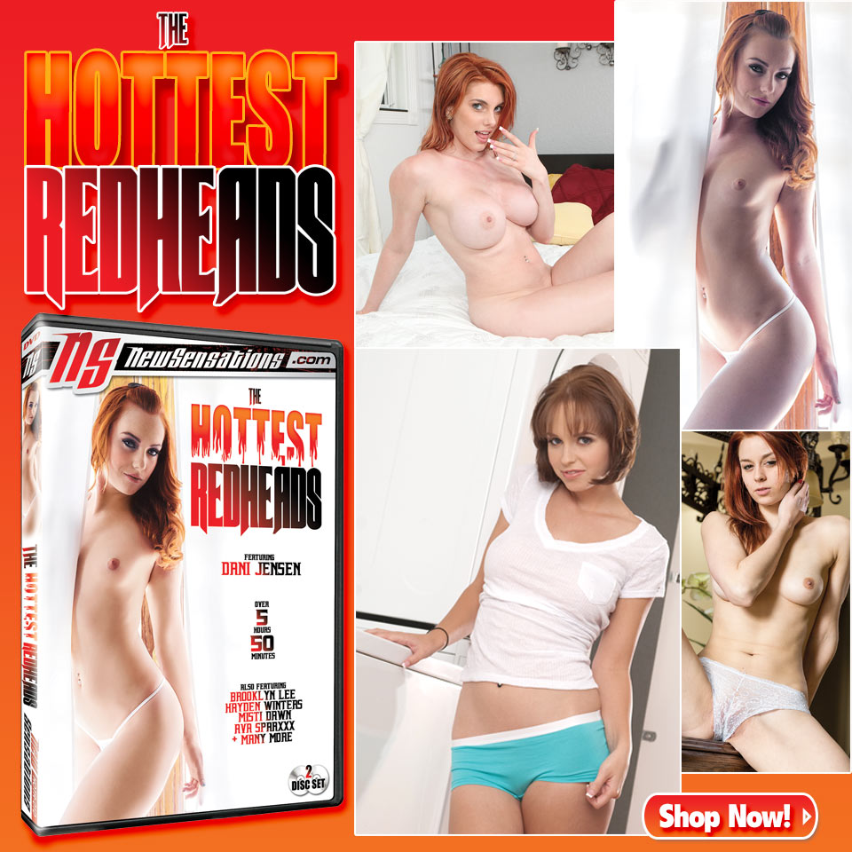The Hottest Redheads!