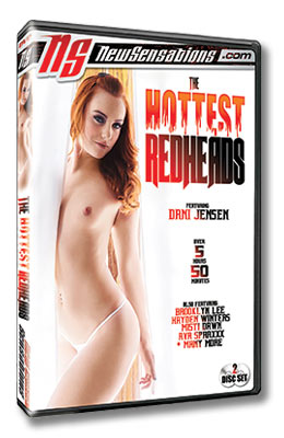 The Hottest Redheads