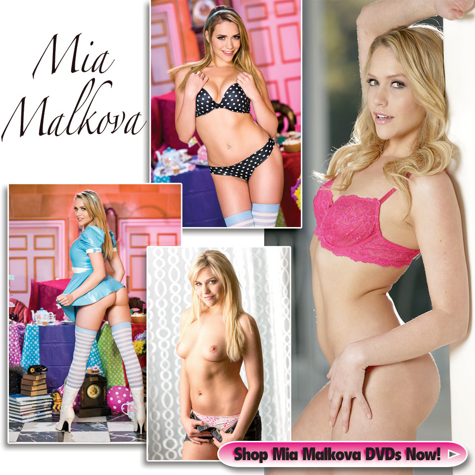 Shop Mia Malkova DVDs Now!