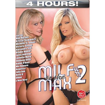 milf to the max 2 dvd