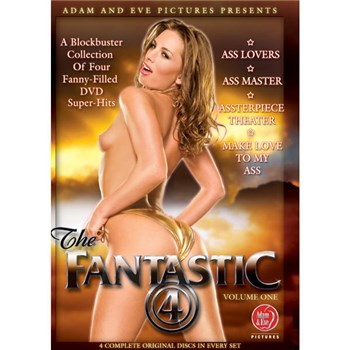 the-fantastic-4-vol-1-dvd