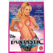 the-fantastic-4-vol-5-dvd