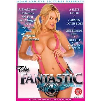 the-fantastic-4-vol-5-dvd