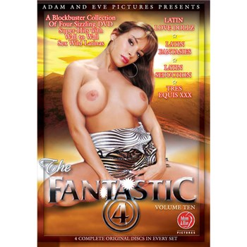 the fantastic 4 vol 10 dvd