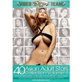 top 40 asian adult stars collection dvd