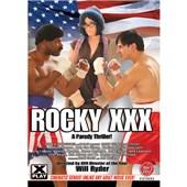 rocky xxx a parody dvd
