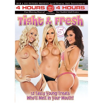 Tight & Fresh 5 DVD