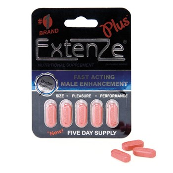 Extenze Plus 5 Tab Pack