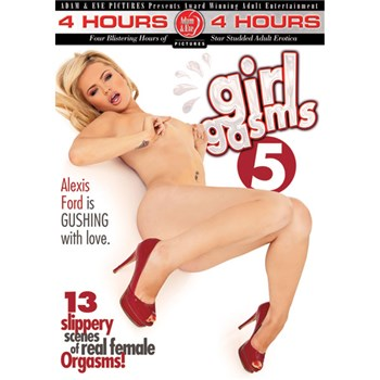 Girlgasms 5 DVD