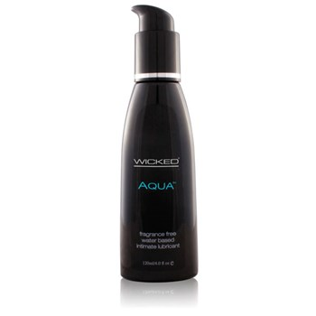 Wicked Aqua Waterbased Lube