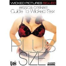 Jessica Drake's Guide to Wicked Sex: Plus Size