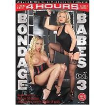 Bondage Babes 3 DVD