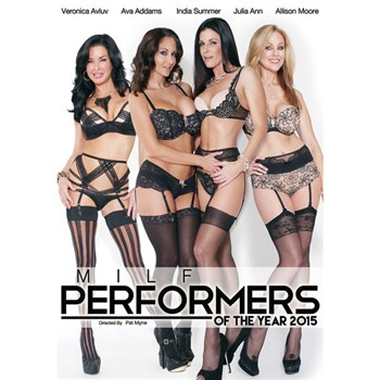 MILF Performers The Year 2015