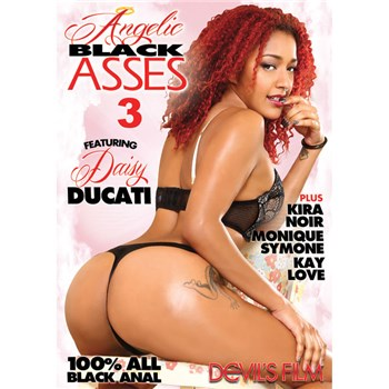 Angelic Black Asses 3