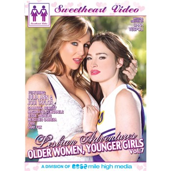 Lesbian Adventures: Older Women Younger (18+) Girls 7