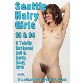 Seattle Hairy Girls 93 & 94