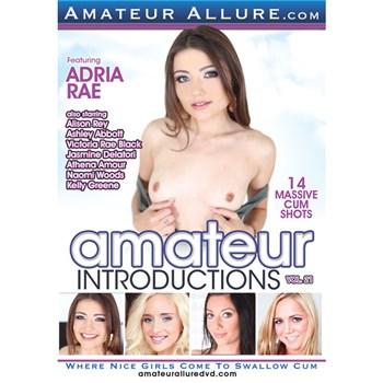 Amateur Introductions Vol. 21