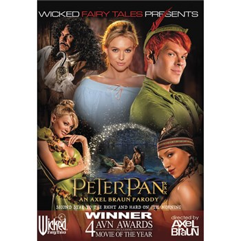 Peter Pan Xxx: An Axel Parody