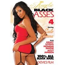 Angelic Black Asses 4