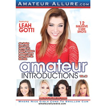 Amateur Introductions Vol. 22