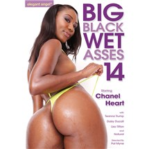Big Black Wet Asses #14