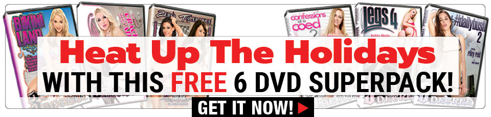 Get a 6 DVD Superpack PLUS 1 FREE DVD with your order of $29 or more.