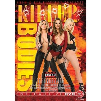 Killer Bodies Dvd