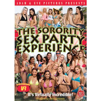 Sorority Sex party Video Cover
