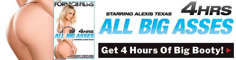 GET ALL BIG ASSES - A 4 HOUR ASSTRAVAGANZA!