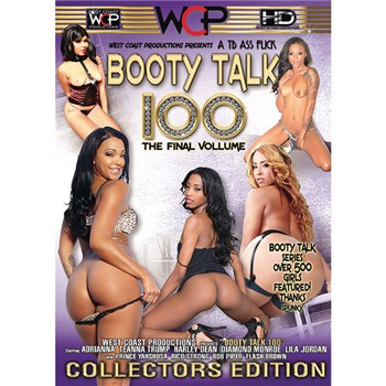 Booty Talk 100 box cover