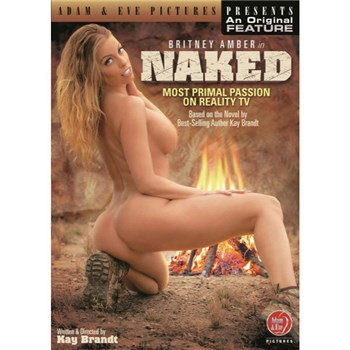 Blonde female nude in front of fireplace