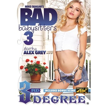 Bad babysitters 3 blonde female in shorts and tee shirt