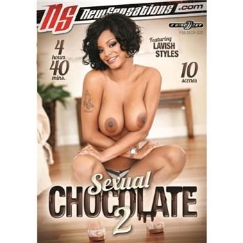 Brunette female nude squatting Sexual Chocolate