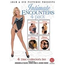 Blonde in lingerie and heels Intimate Encounters