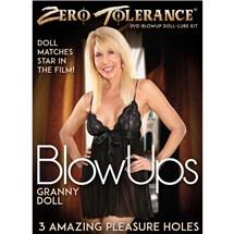 Blowups Granny Love Doll