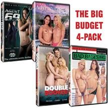 Big Budget 4 Pack