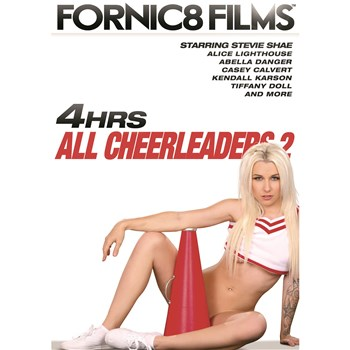 Blonde female in cheerleader outfit All Cheeleaders