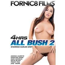 Brunette female nude All Bush 2