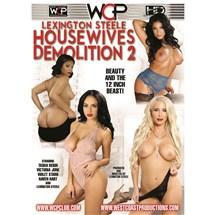 Four topless women wearing lingerie Lexington Housewives Demo