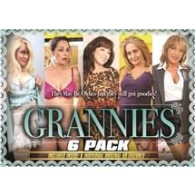 Four females Grannies 6 pack