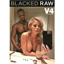 Blonde female with male Blacked Raw