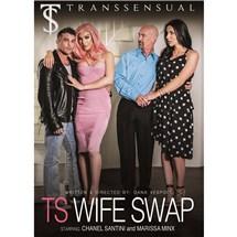 TS female male couples TS wife swap