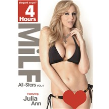 Blonde female Julia Ann wearing bikini MILF all stars