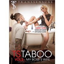 TS female on bathtub with male TS Taboo