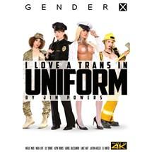 TS females wearing uniforms Love TS In Uniform