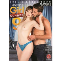 Brunette female with male topless wearing panties girl number 9