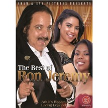 Ron jeremy with two brunette females