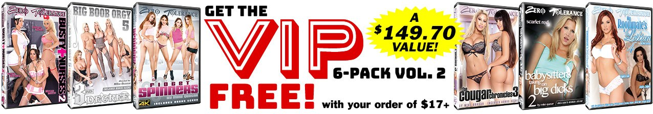 Get The VIP 6-Pack Vol. 2 For FREE with your order of $17 or more!