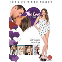 The Love 4-Pack DVD cover